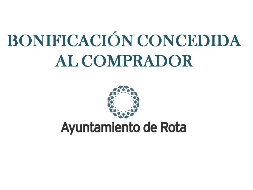 CONCEDIDAS LAS AYUDAS POR EL EXCMO. AYUNTAMIENTO DE ROTA